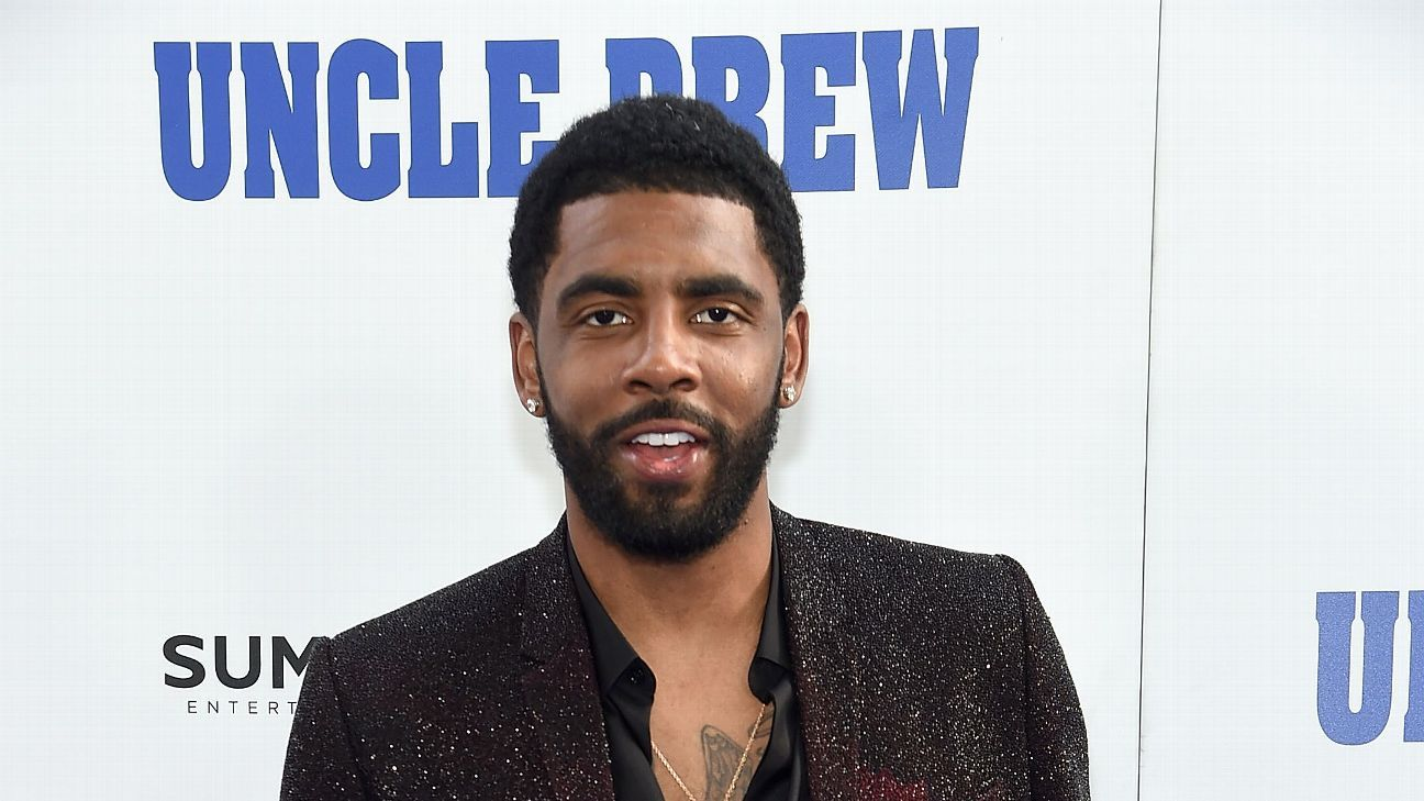 c939a773 'Uncle Drew' movie starring Kyrie Irving hitting mark with U.S. moviegoers
