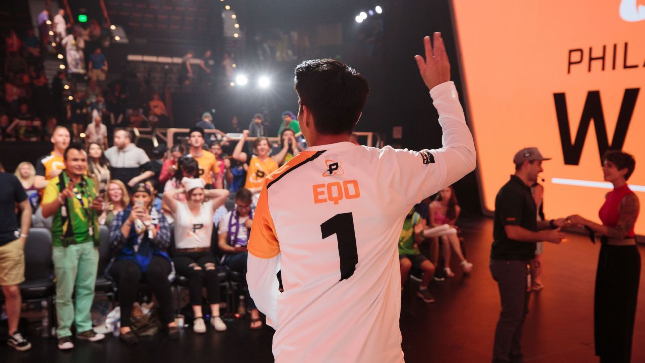 bfc49ab0515 Overwatch League playoffs -- Philadelphia Fusion stuns New York Excelsior  with 3-0 sweep