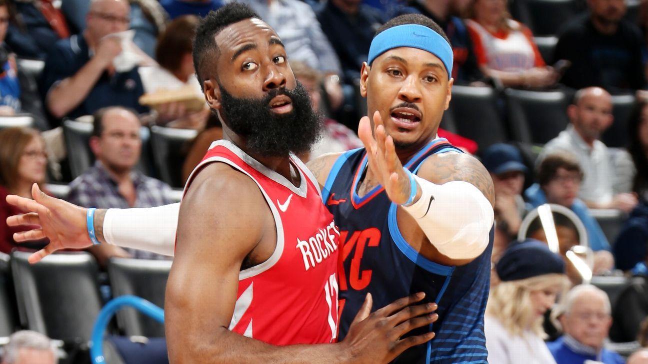 Oklahoma City Thunder to trade Carmelo Anthony to Atlanta Hawks for Dennis  Schroder 555f3142e