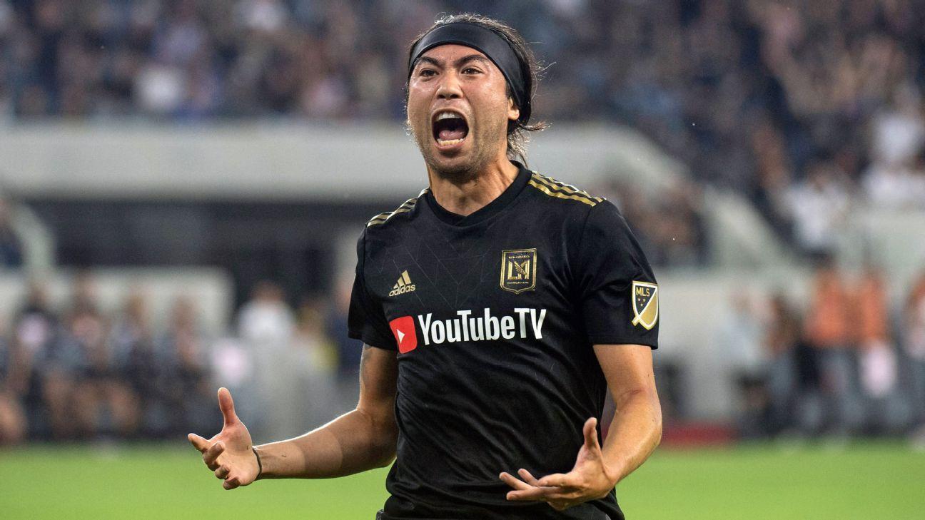9414a0290 LAFC vs. LA Galaxy - Football Match Summary - July 26, 2018 - ESPN