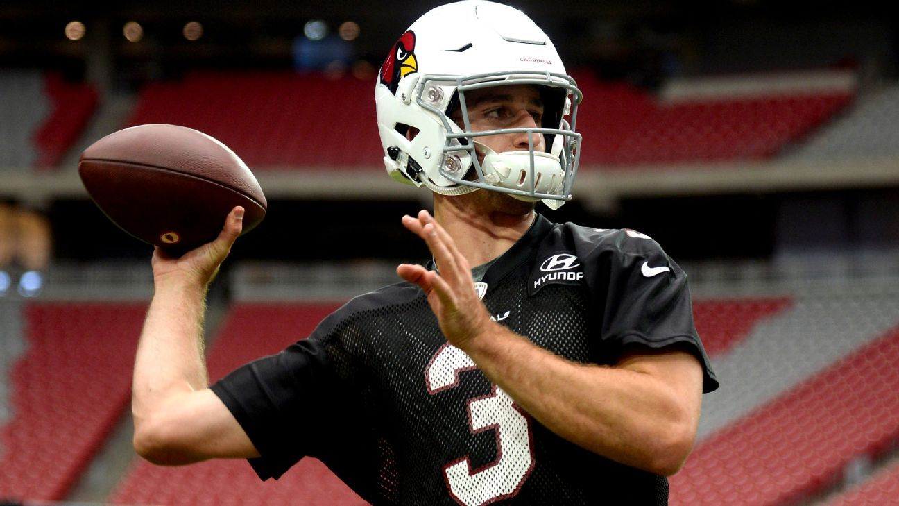 Cardinals rookie Josh Rosen showing characteristics of a veteran - NFC  West- ESPN 7475ccd85