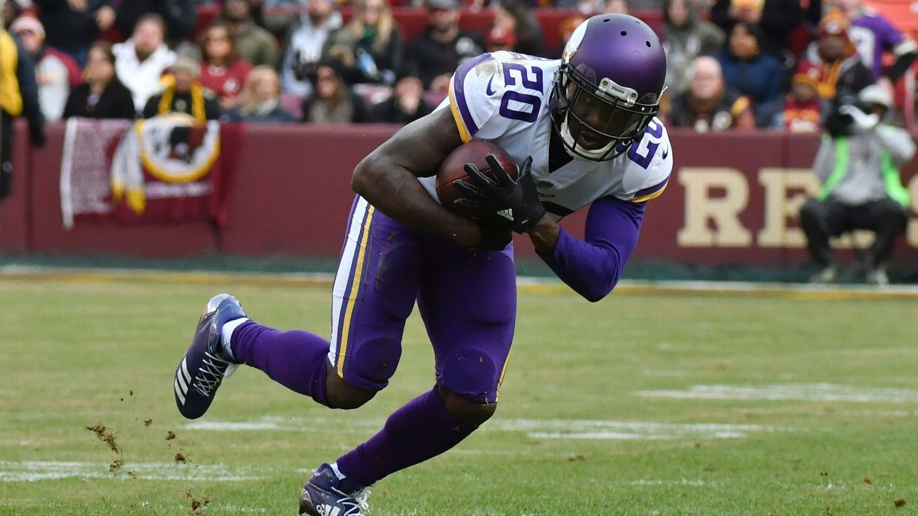 Source: Bengals add ex-Vikings CB Alexander