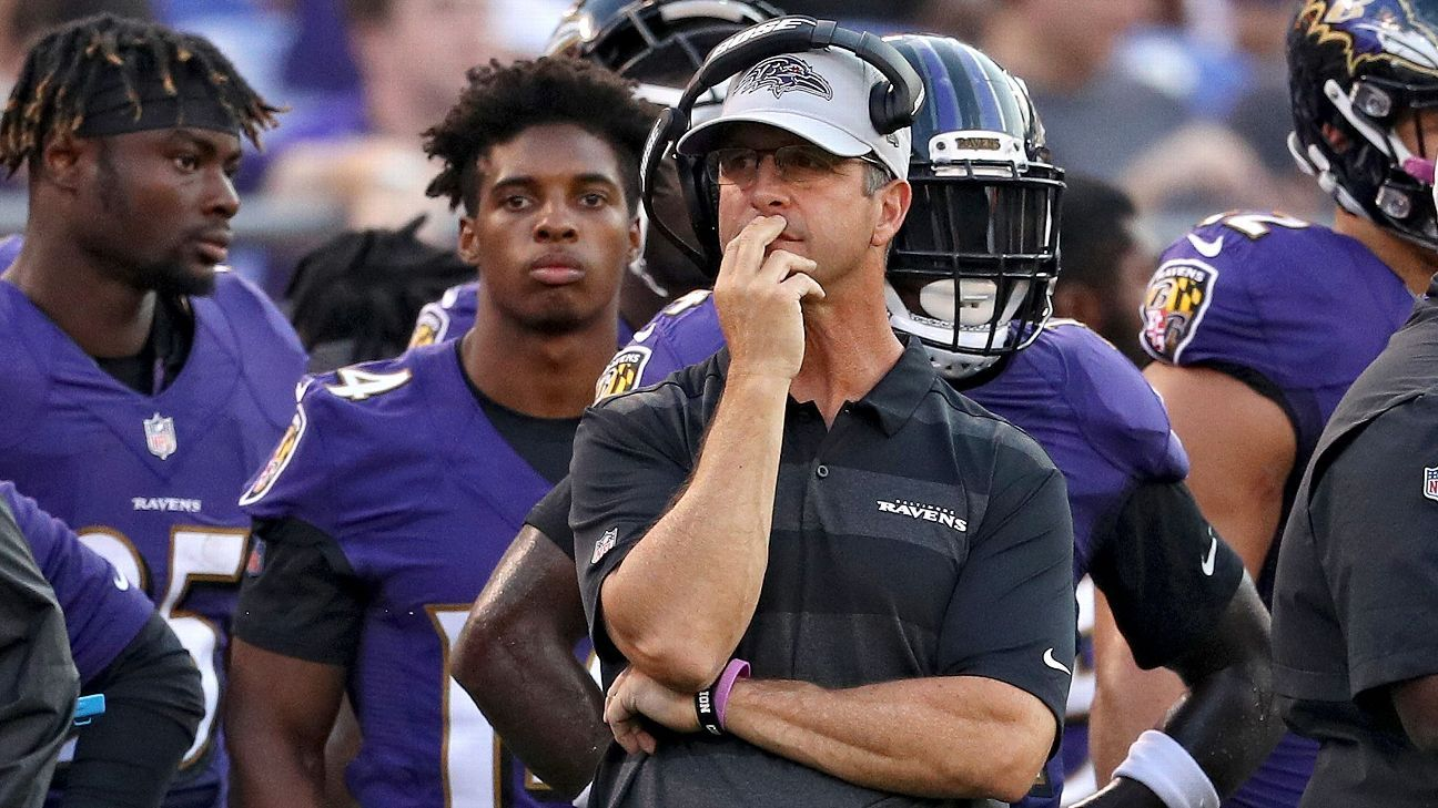 Future Is Now John Harbaugh Begins Most Critical Stretch With