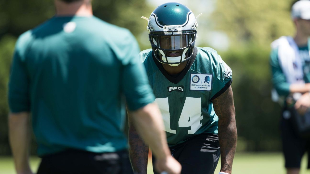 e2b5efa5d Mike Wallace opens up about his uneven career path to Philly - Philadelphia  Eagles Blog- ESPN
