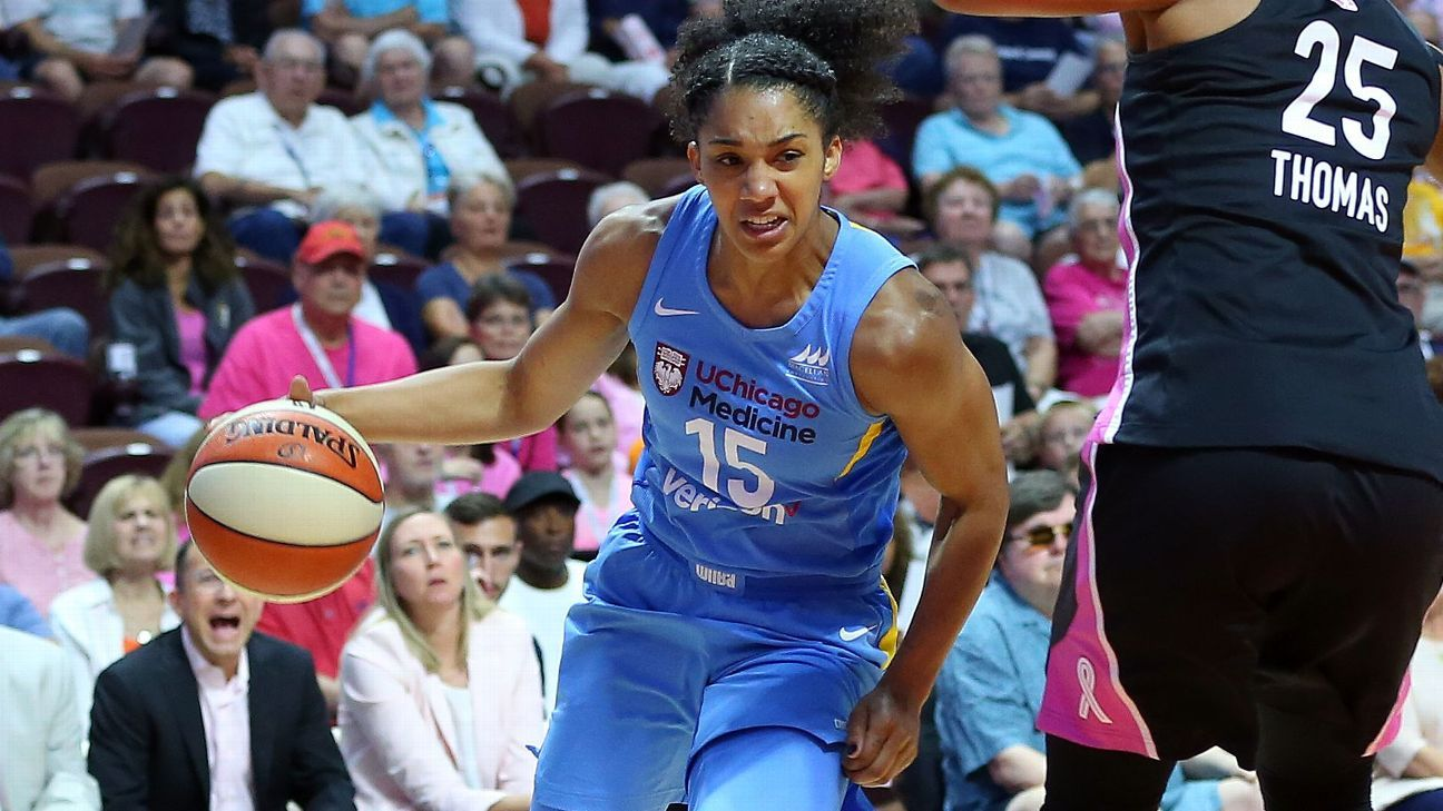 Chicago Sky's Gabby Williams already looking ahead to