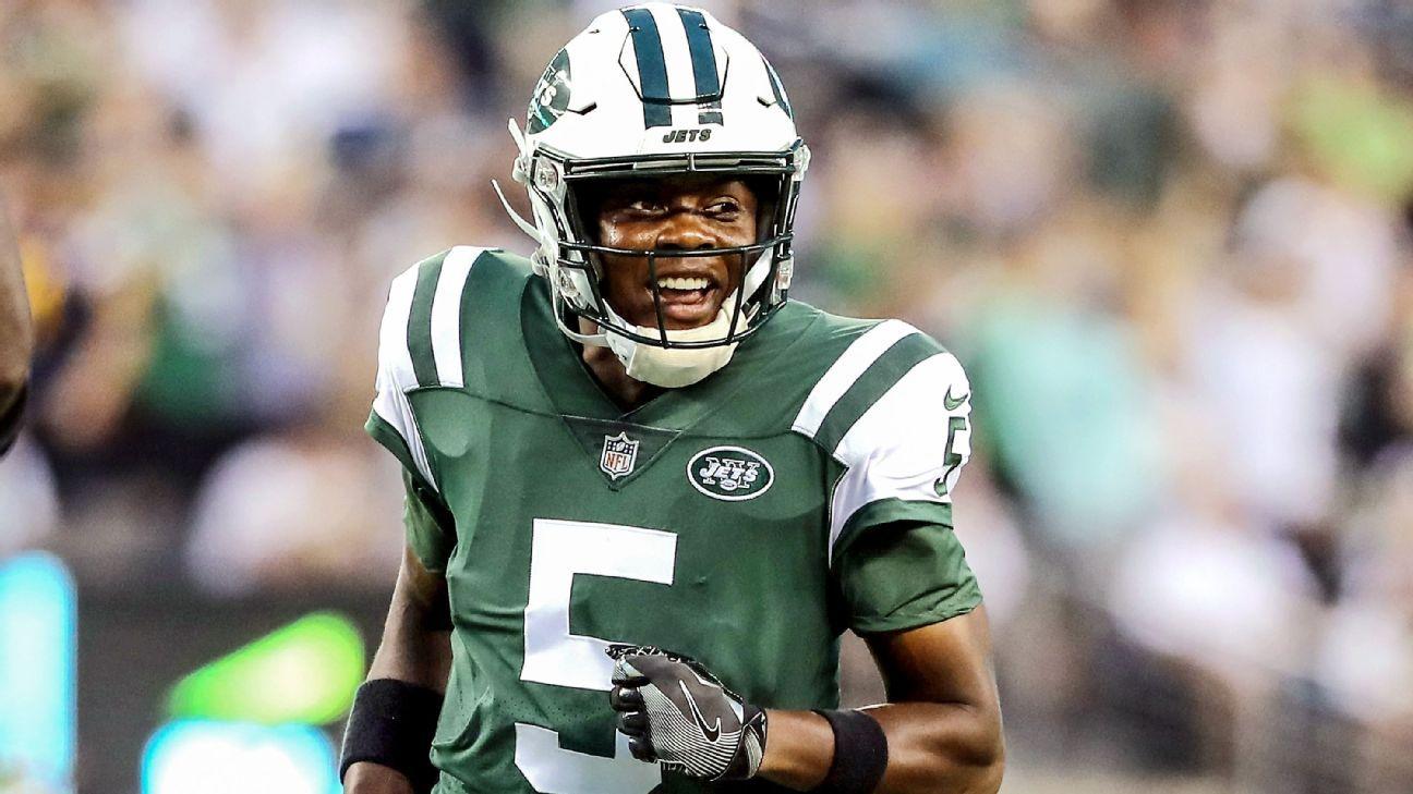 Jets trade quarterback Teddy Bridgewater to Saints
