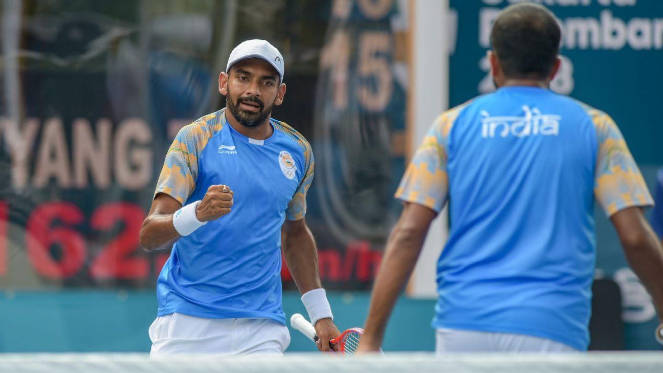 India-Pakistan Davis Cup tie rescheduled to November