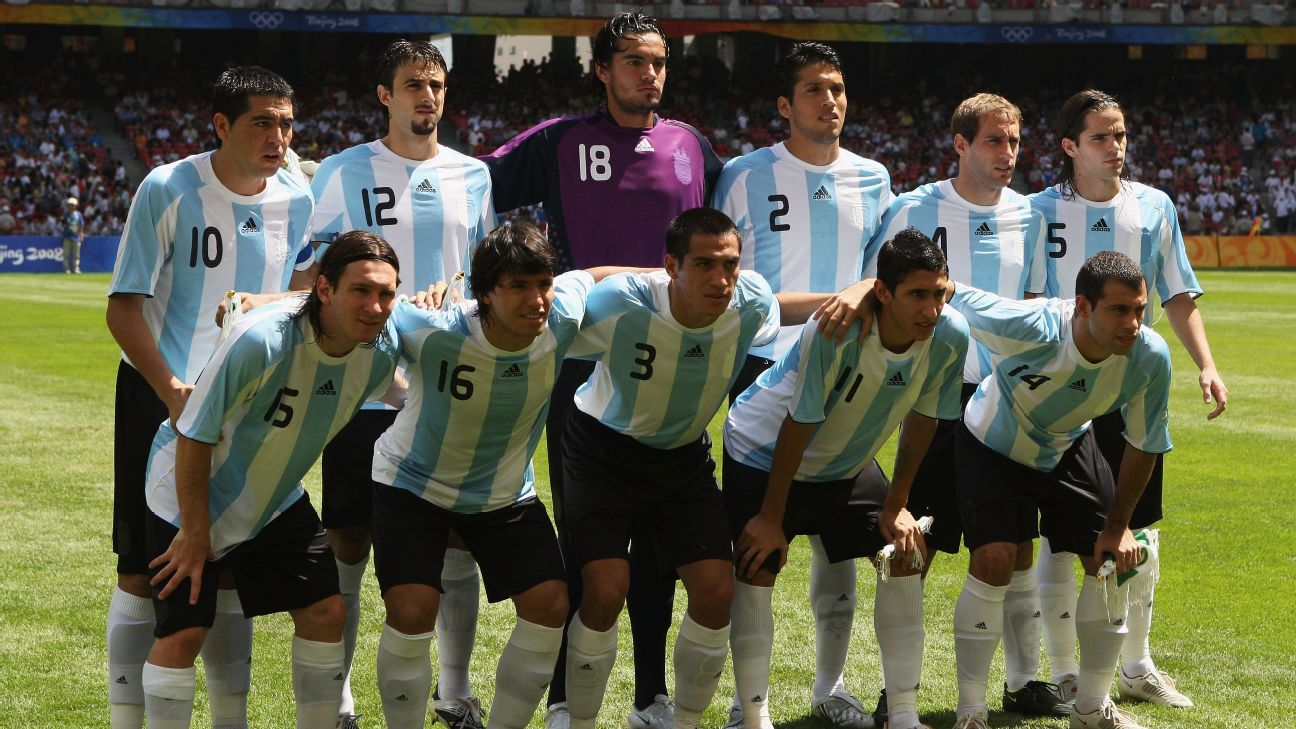 Argentina's 2008 Olympic gold-winning heroes: Where are they now?