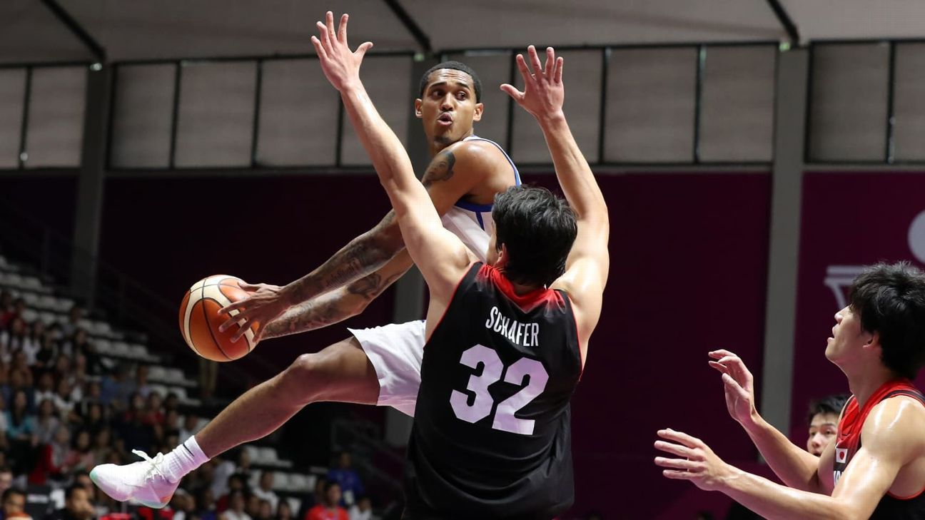 bf5c8abc710 Five takeaways from Gilas Pilipinas' win over Japan