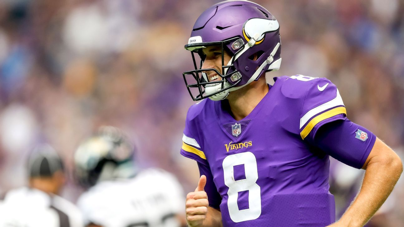 1ec3f644 What we know, don't know about Kirk Cousins before Week 1 ...