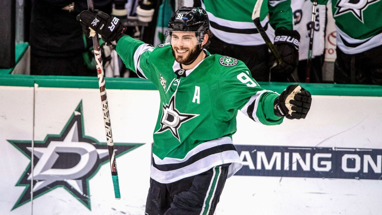 cf4e492ab Stars sign center Tyler Seguin to eight-year deal