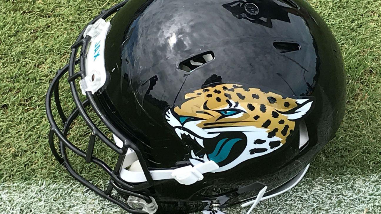 308a3116 Jacksonville Jaguars' uni overhaul includes dumping two-tone helmet ...
