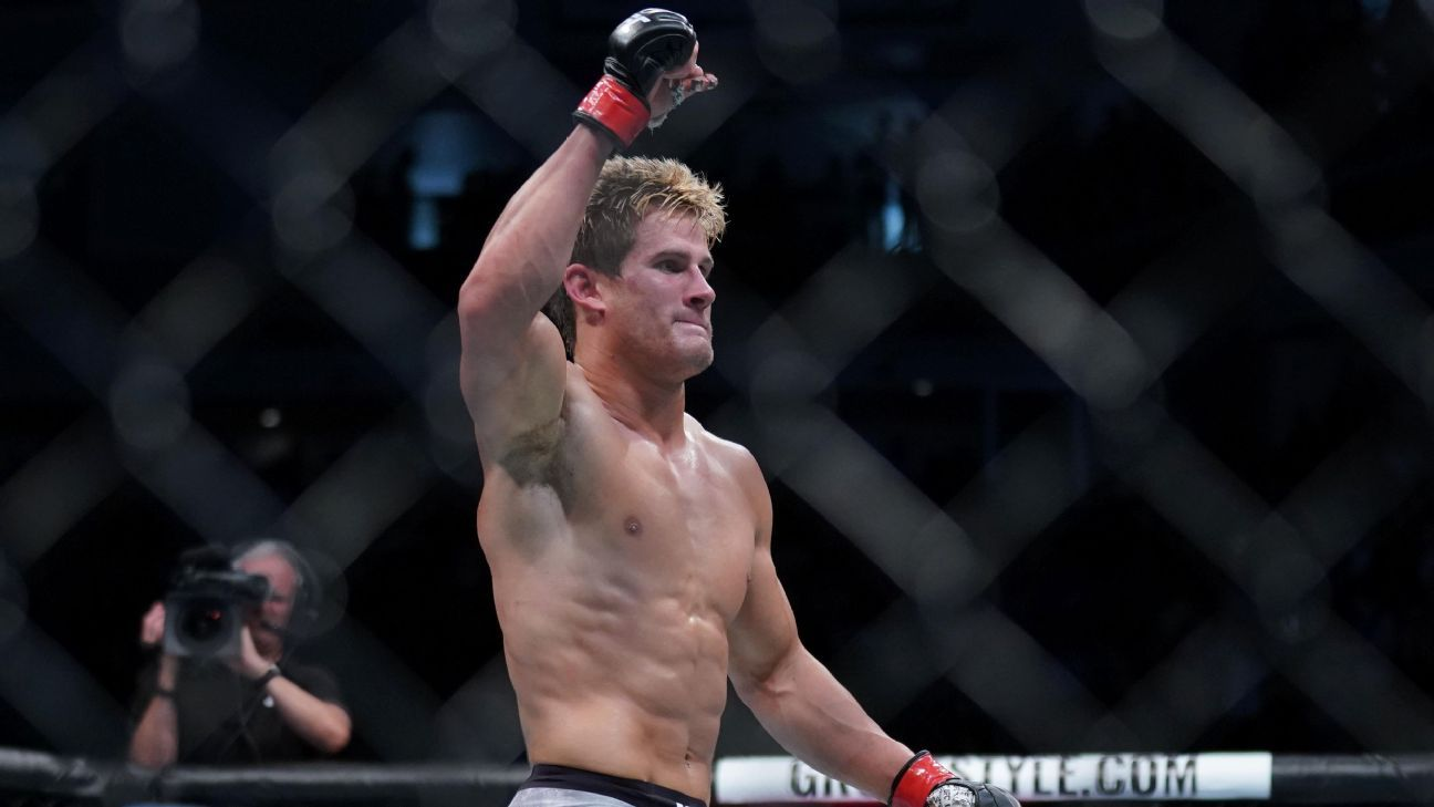 Sage Northcutt signs exclusive deal with One Championship