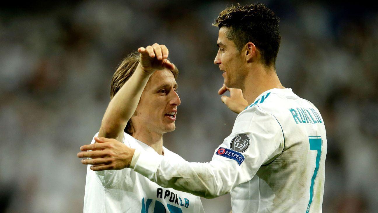 03d663089 El Real Madrid tiene a 10 futbolistas que han ganado el Balón de Oro