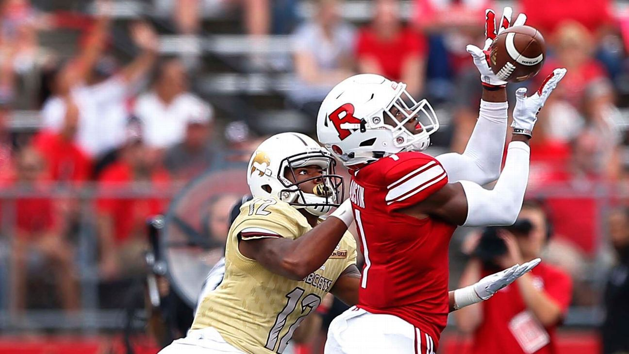 Blessuan Austin of Rutgers to miss Ohio State game with ...