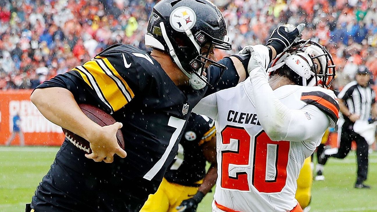 Steelers  Ben Roethlisberger expects to play despite bruised elbow 2f5221235