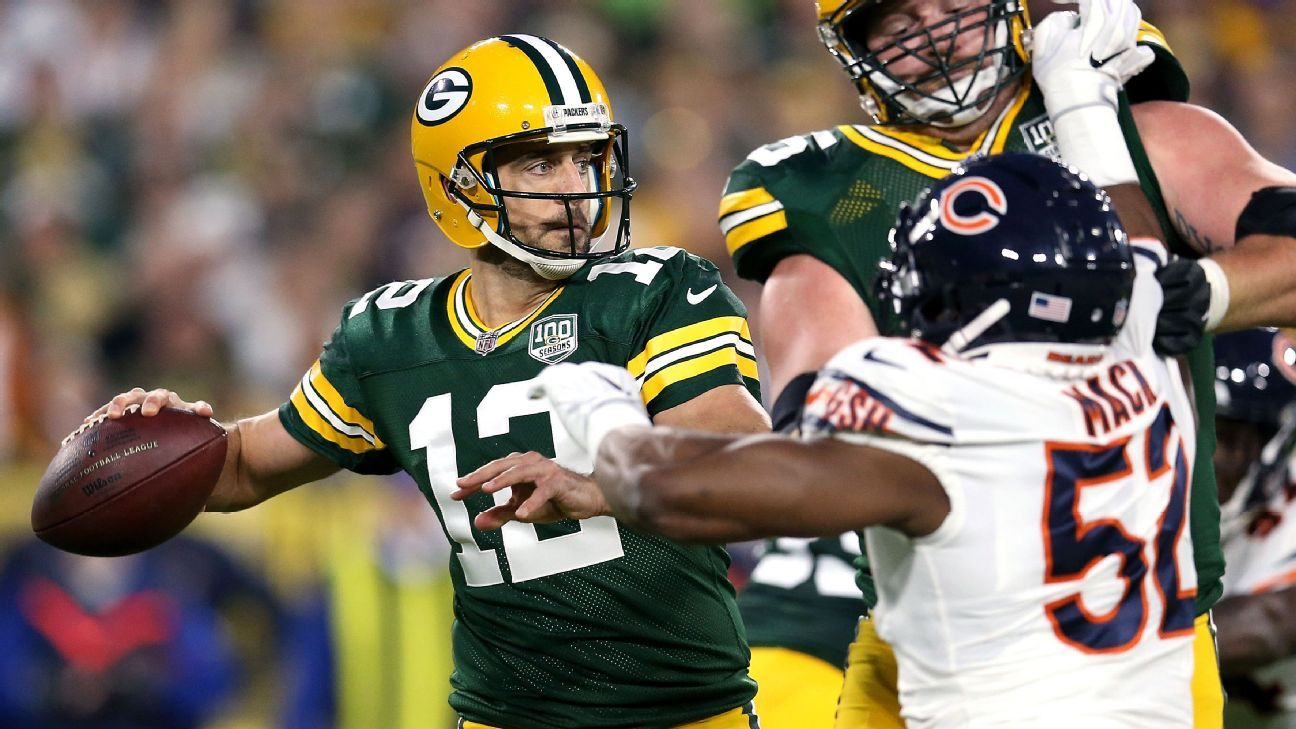 Green Bay Packers coach Mike McCarthy says it s  no layup  that Aaron  Rodgers will play Sunday 161ca71d5