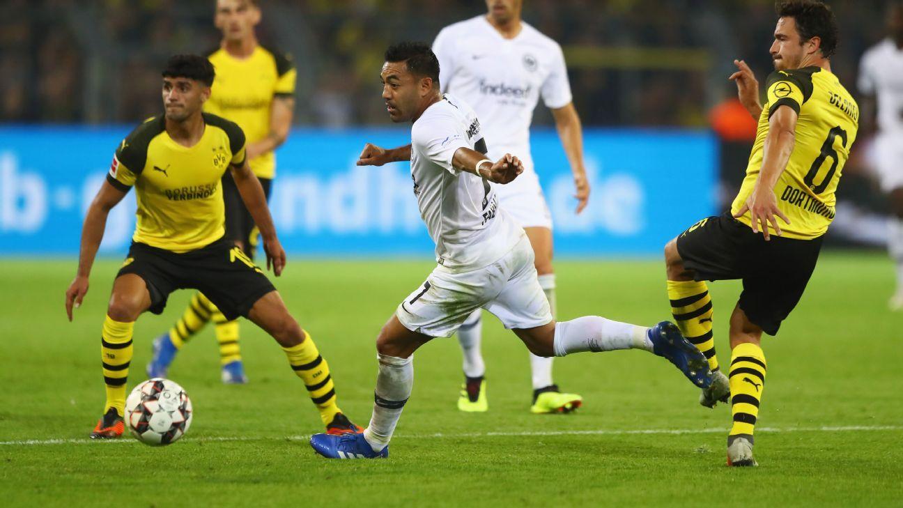 BoruГџia Dortmund Vs Frankfurt