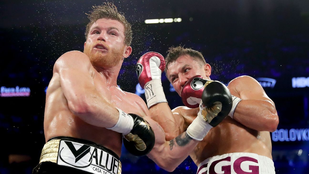 Canelo: No GGG 3; Derevyanchenko won fight