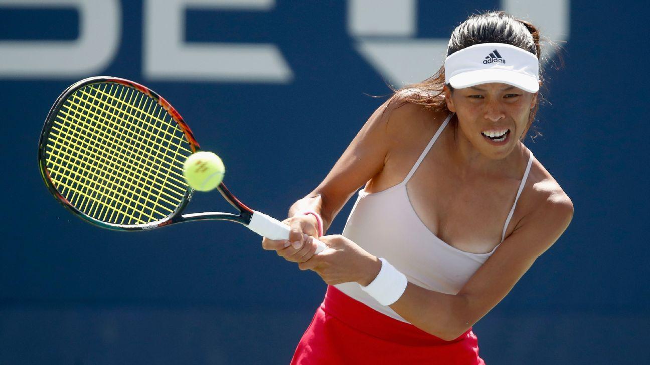 Su-Wei Hsieh overpowers Amanda Anisimova to win Japan ...