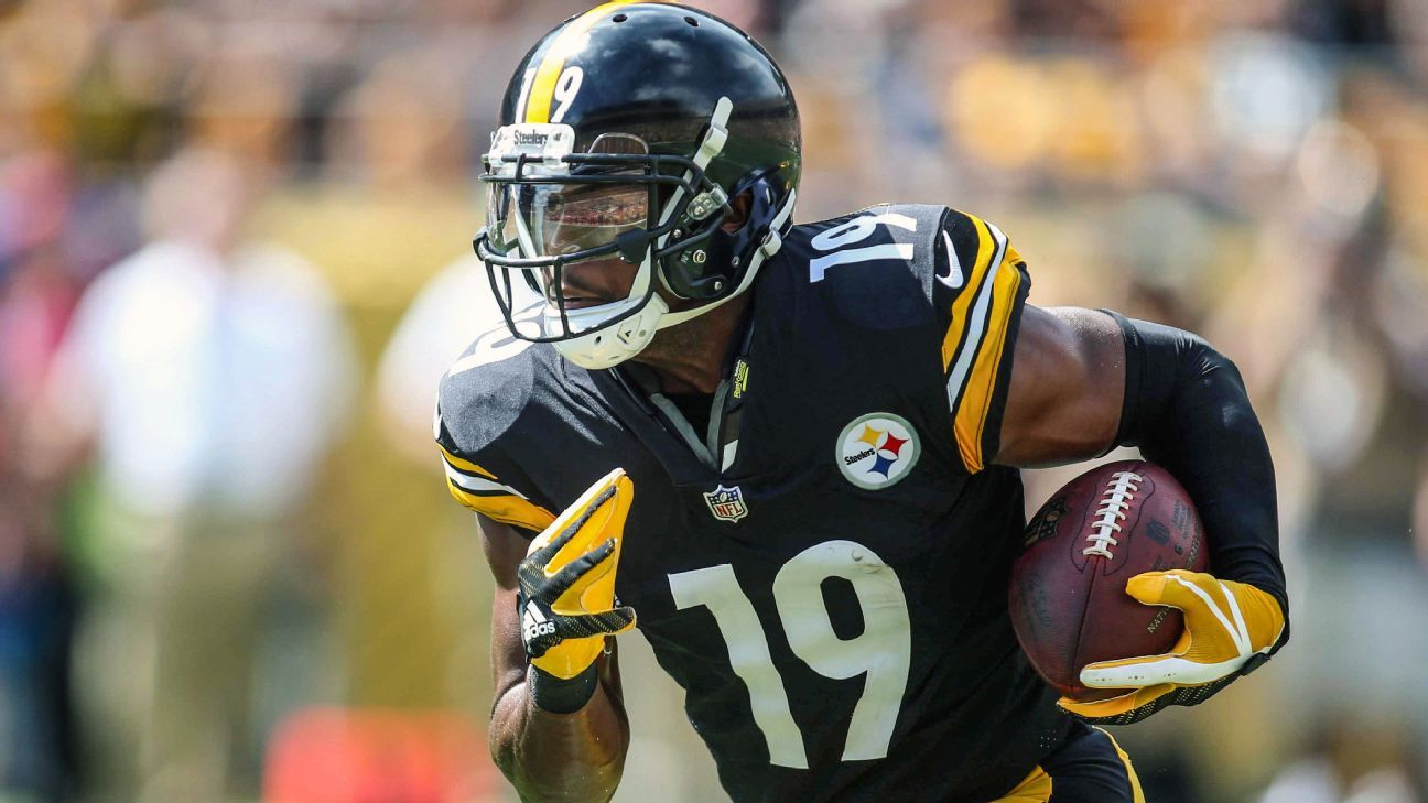 1cab04b72c3 Steelers want JuJu Smith-Schuster to continue on own career arc - NFL  Nation- ESPN