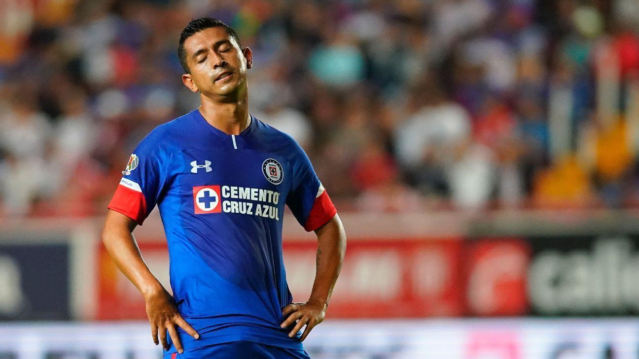 73b08174cd2 Cruz Azul stumbles, but Mexico City trio still atop Liga MX table