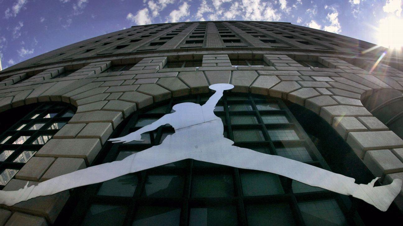 fedb08413f4 Jumpman at 30  The path behind Michael Jordan s logo