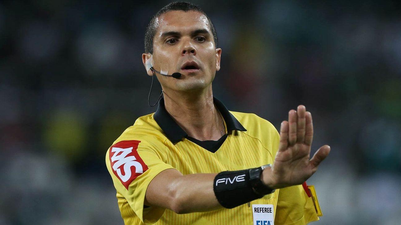 Copa do Brasil  CBF define árbitros para jogos de volta das semifinais 1ead40034b0bf