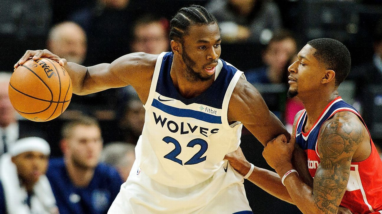 Timberwolves' Andrew Wiggins: 'There's not 100 players better than me'