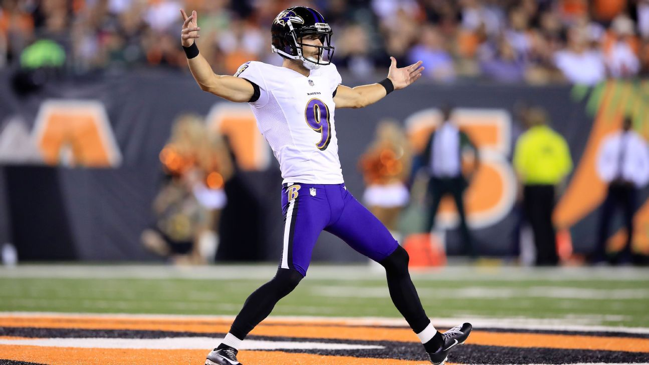 Justin Tucker thrives with some tough love and a Wolfpack - Baltimore  Ravens Blog- ESPN 5666f300c