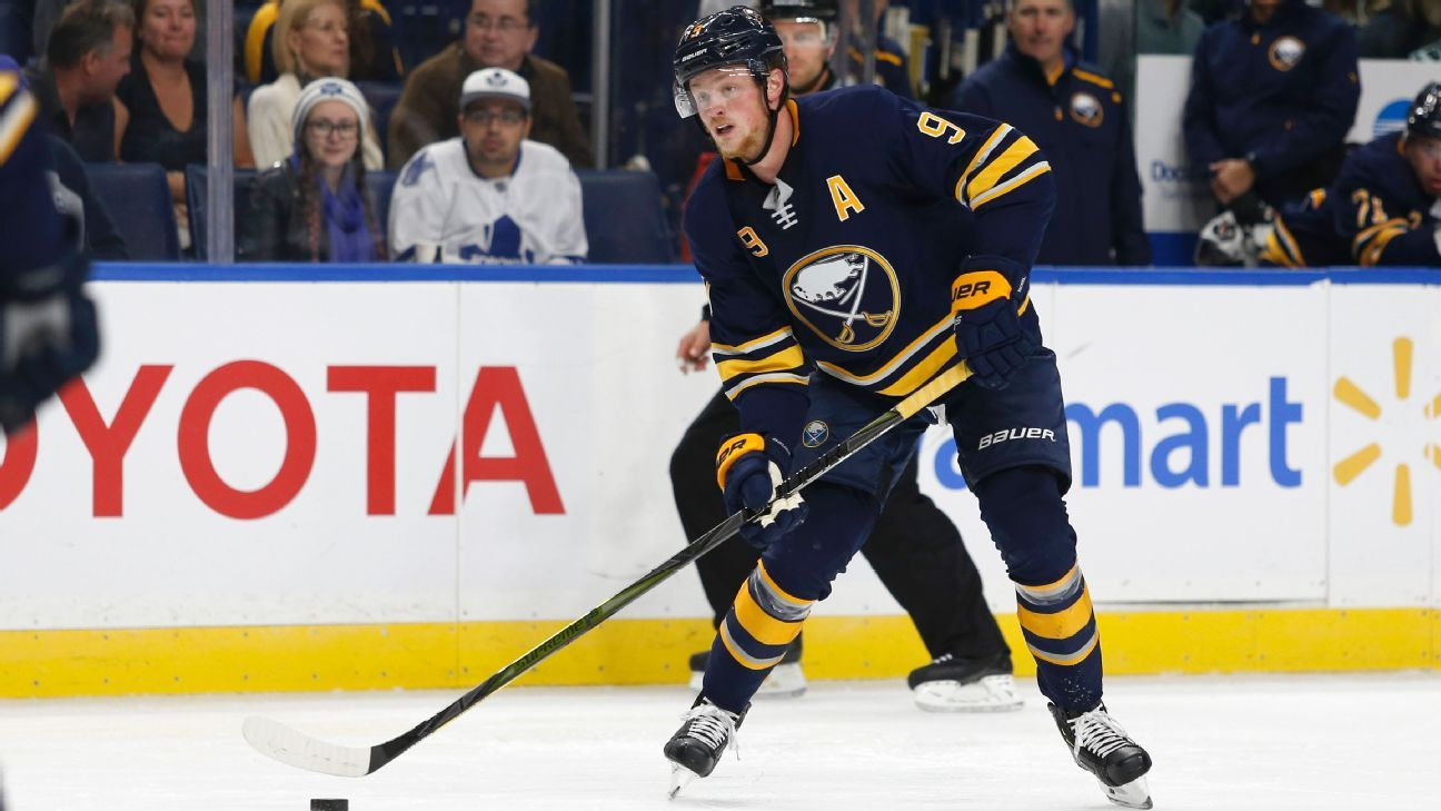 NHL - Why the Buffalo Sabres are everyone s sleeper pick for the playoffs  in 2018-19 8c2056d89