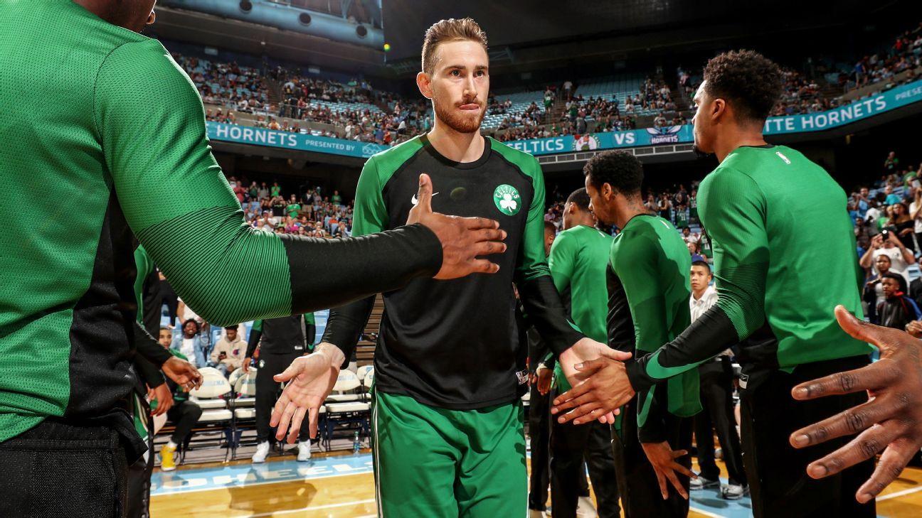 3eb1433564df Zach Lowe on Gordon Hayward s recovery and the Boston Celtics