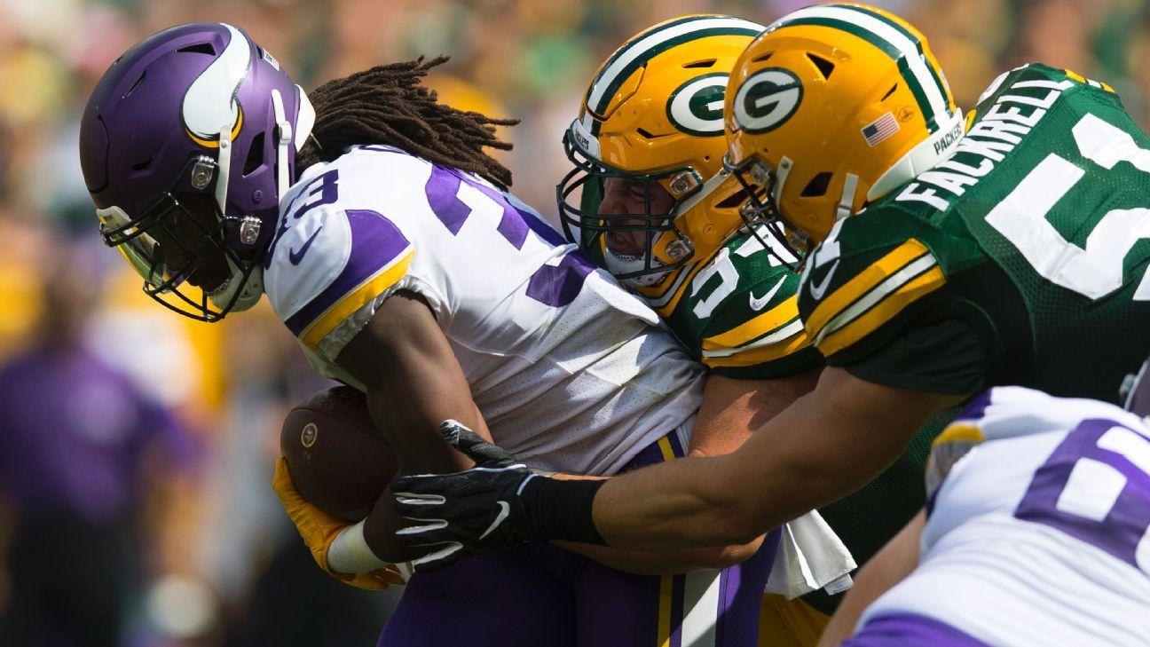 Minnesota Vikings Aufstellung