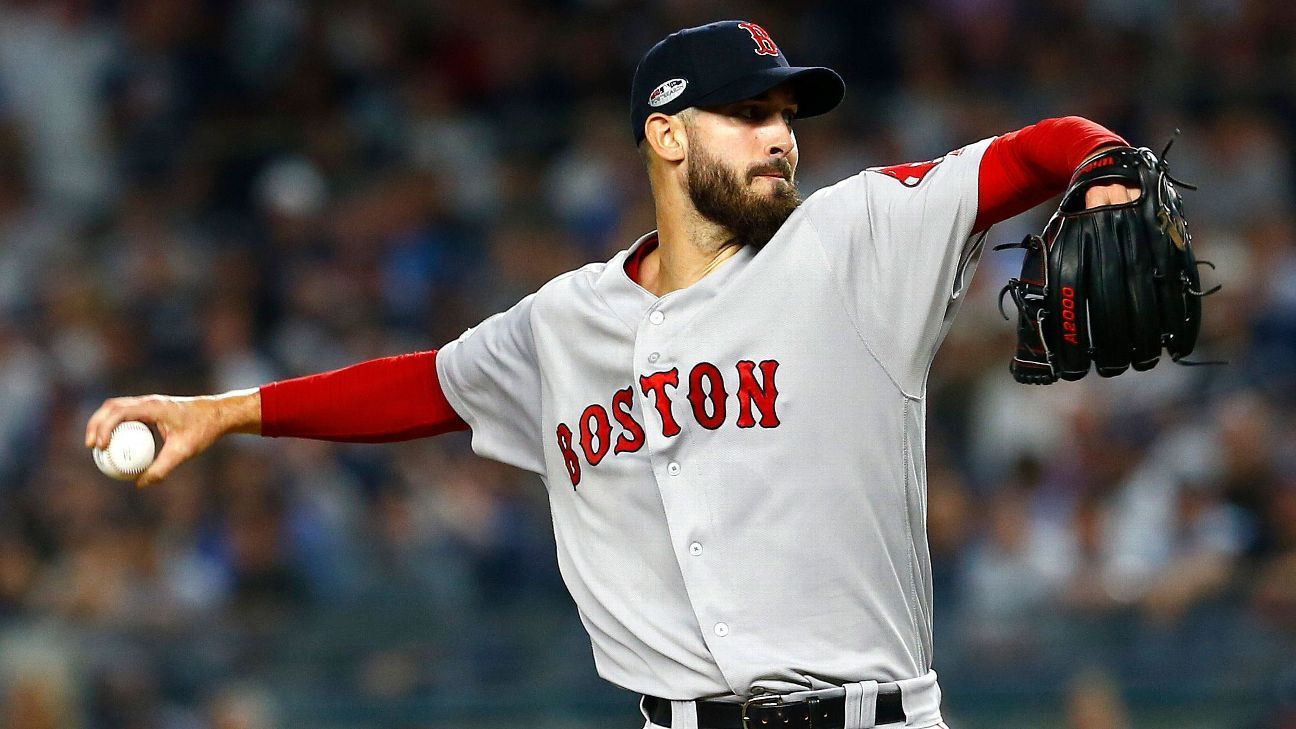 Reports: Former Red Sox RHP Rick Porcello agrees to 1-year deal with Mets