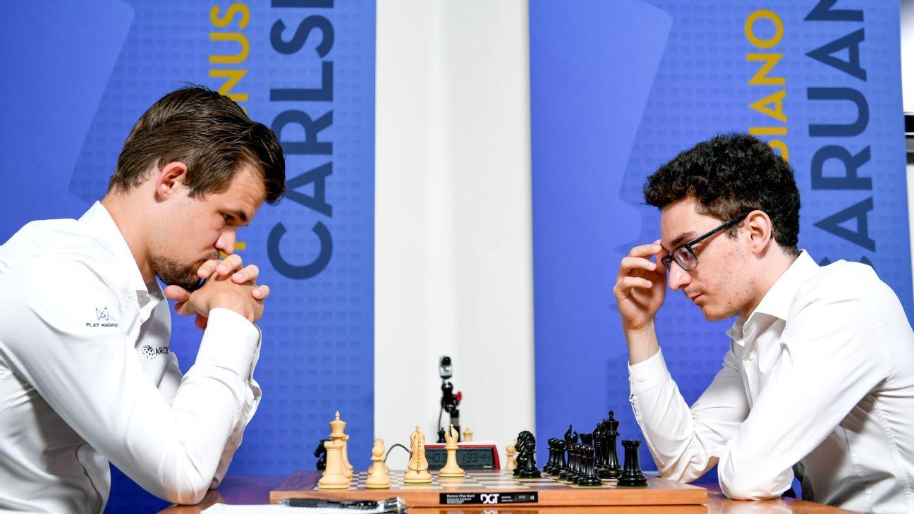3fb126bd272e World Chess Championship 2018 - Inside the intense