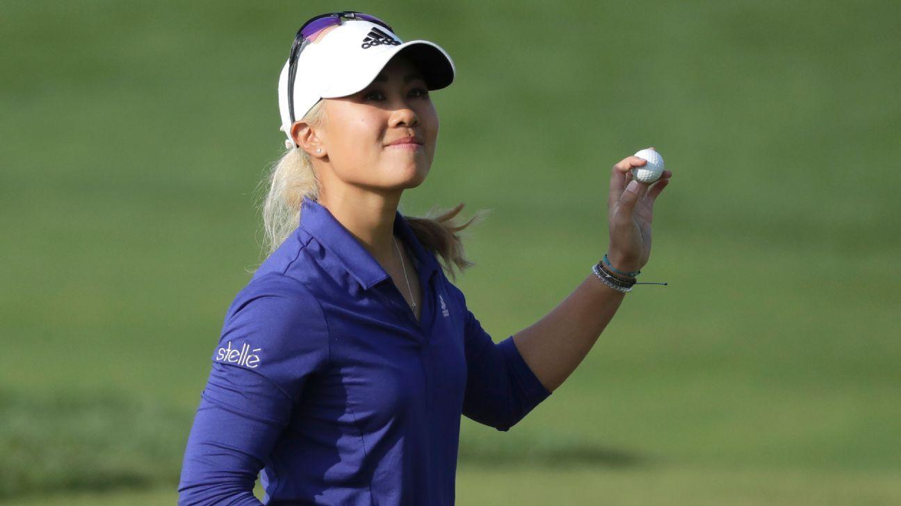 Danielle Kang shoots tournament record to win LPGA Shanghai
