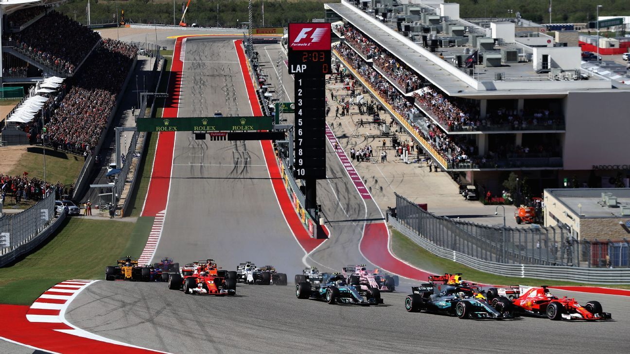 United States Grand Prix >> 2018 United States Grand Prix What Time Does It Start And How Can I