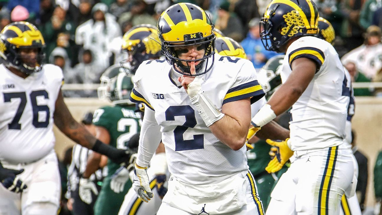 6e42ff1888b78b Michigan 2019 spring football preview -- Is this the year