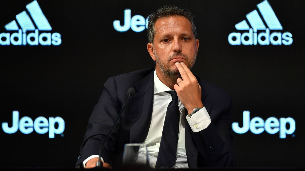 7117d8373 Manchester United target Fabio Paratici to remain Juventus sporting director