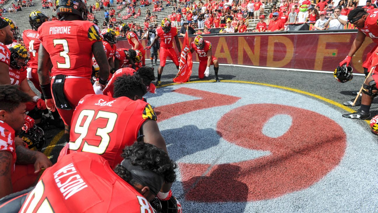 beda7d67d Marty McNair, father of Jordan, calls decision to fire Maryland Terrapins  coach DJ Durkin a 'step in the right direction'