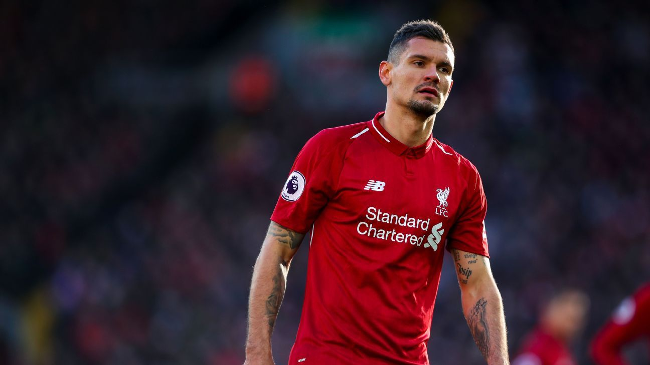 Sources: Liverpool end Lovren talks with Roma