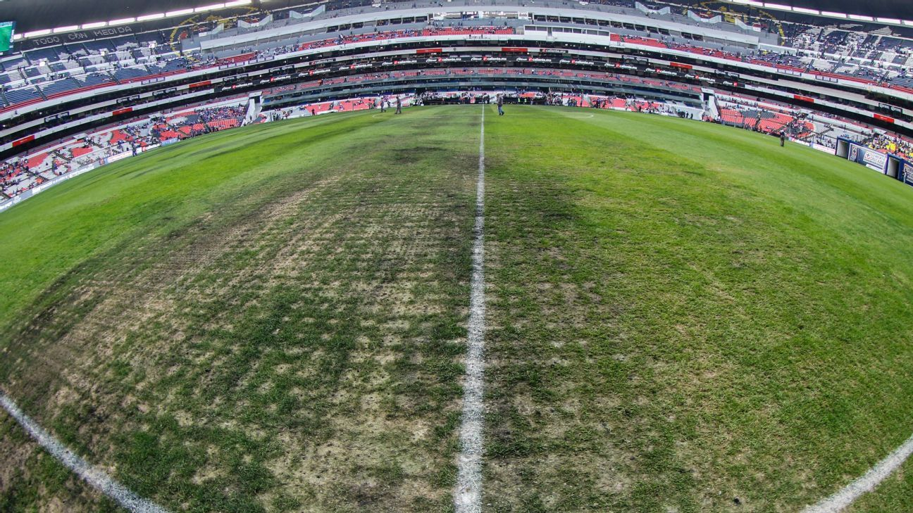 El Estadio Azteca se pierde el juego de NFL por hacer las cosas a la  mexicana f3c40e7db90