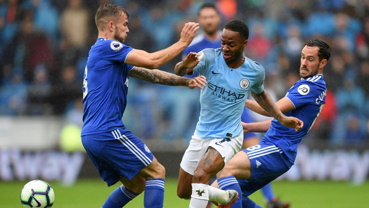 0aa7ffafa Raheem Sterling has blossomed into a truly world-class player for Manchester  City