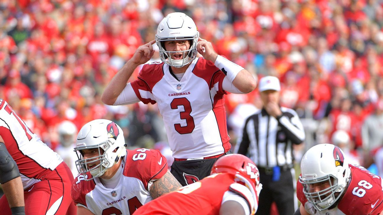 Josh Rosen was not made available to the media on the day the Cardinals were scheduled to meet with Kyler Murray.