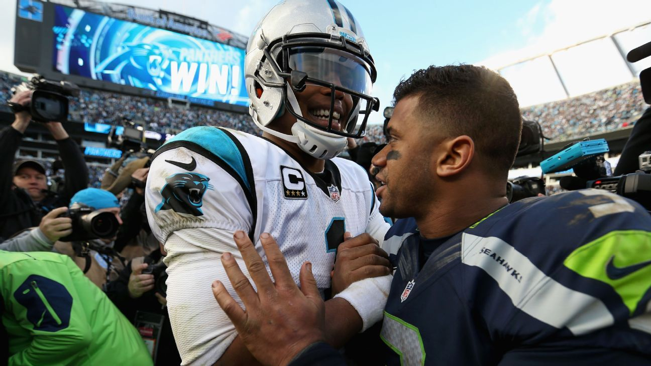Having a young quarterback to develop would give the Panthers some leverage in potential extension negotiations with Cam Newton.