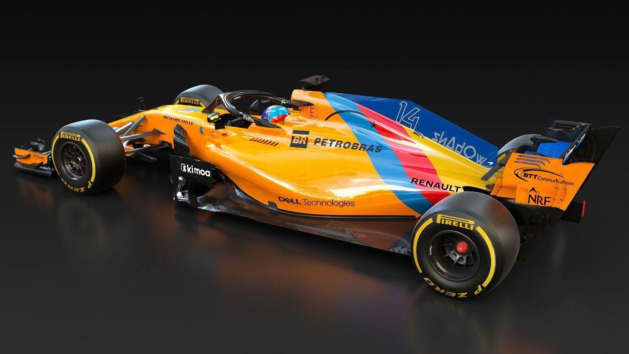 McLaren to run special Alonso paint scheme in Abu Dhabi