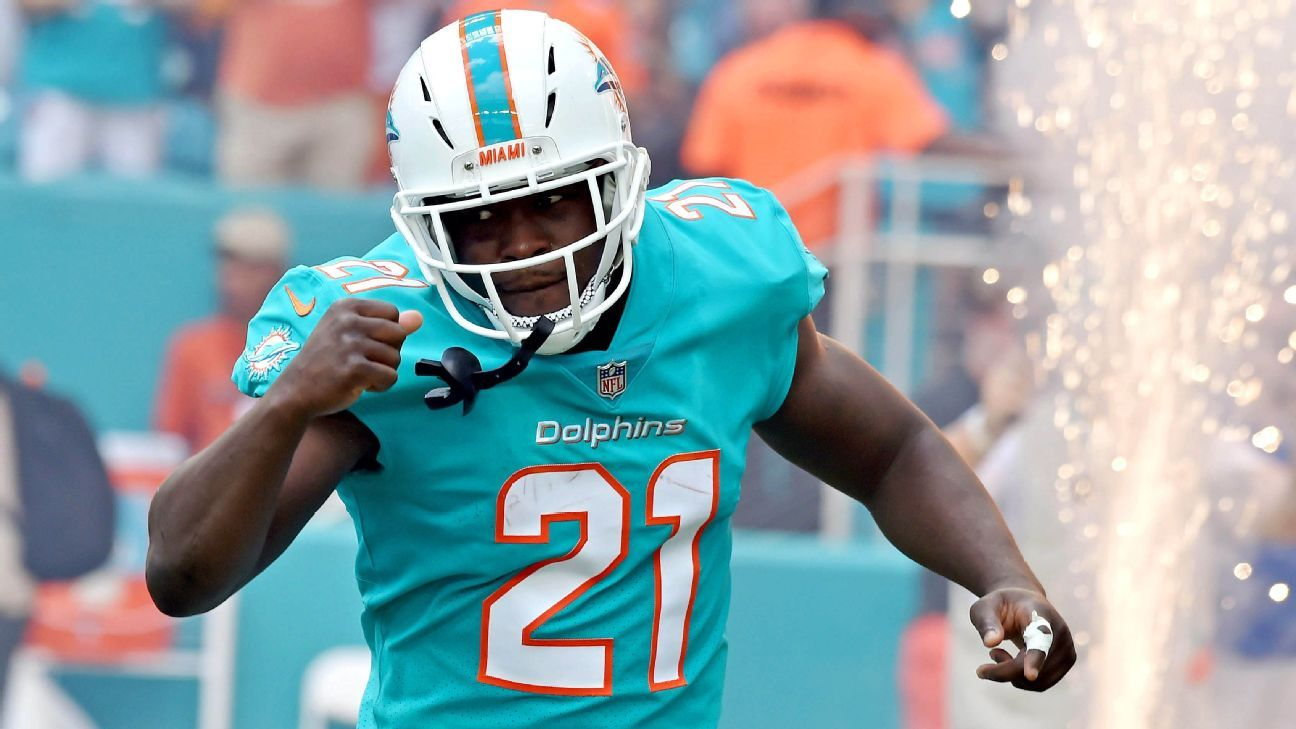 947dc9533 The collective admiration of age-defying NFL legend Frank Gore - Miami  Dolphins Blog- ESPN