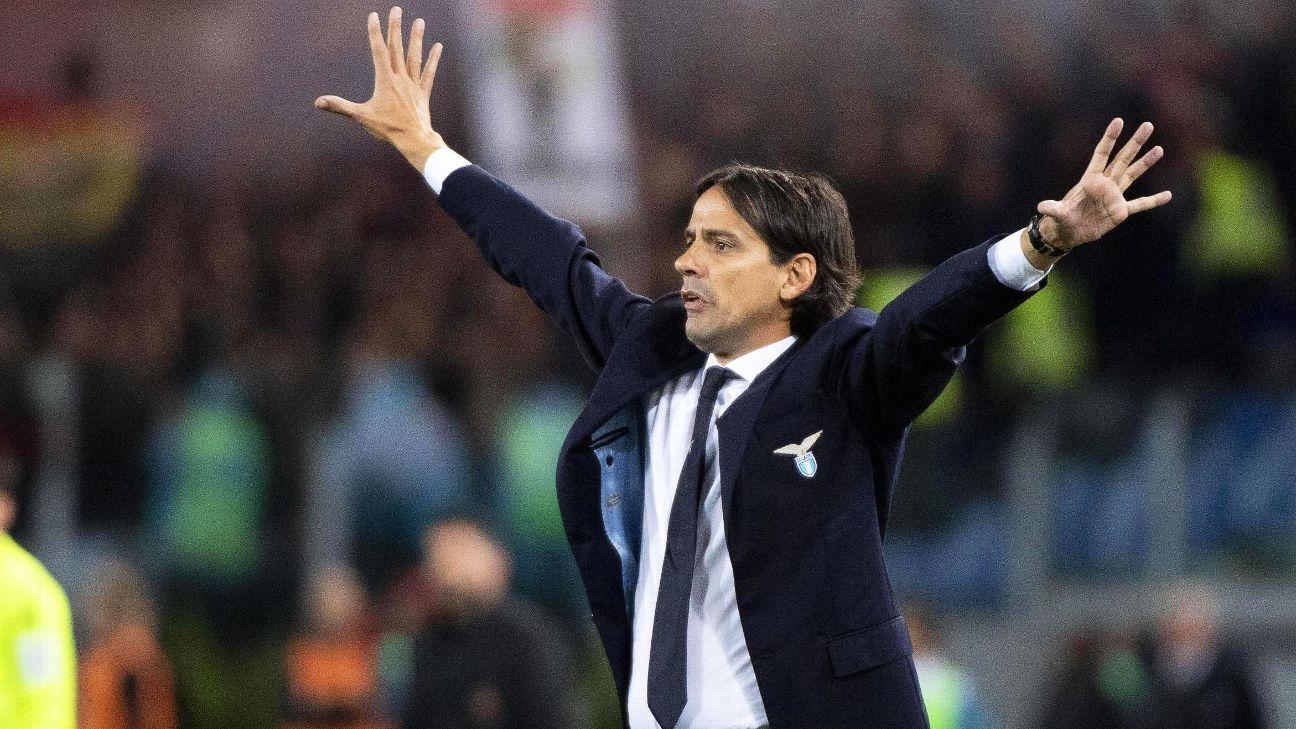 17c3049651e Lazio vs. AC Milan - Football Match Report - November 25