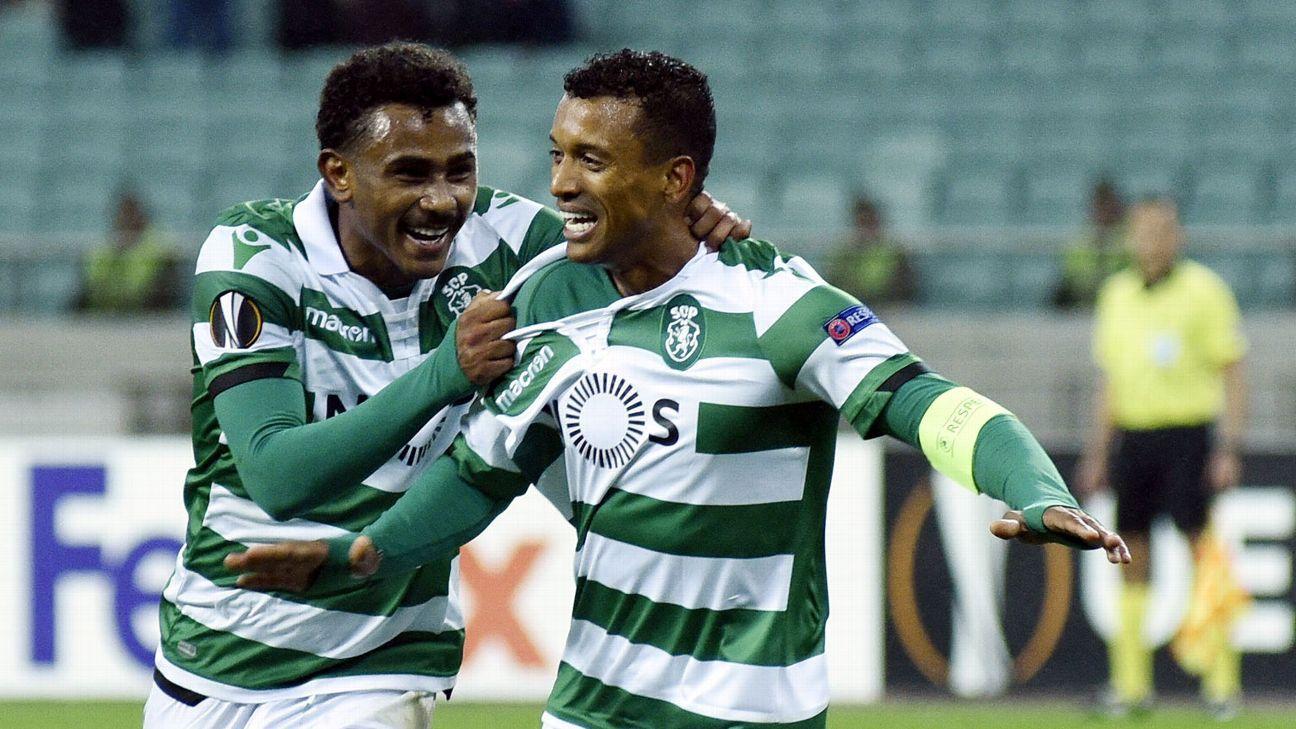 Wendel brilha com três assistências e Sporting confirma vaga na Liga Europa 1c98446a7867b