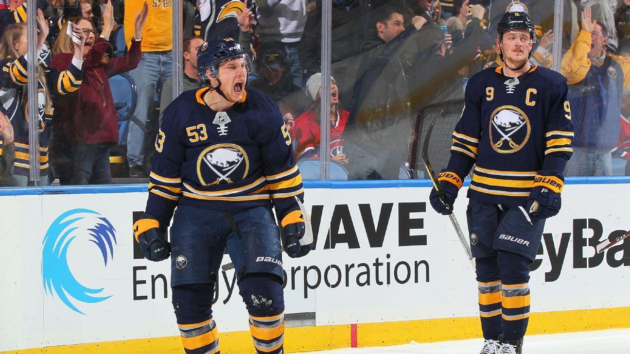 Buffalo Sabres 2019-20 season preview: It's Krueger Time